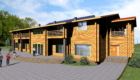 Проект мини-гостиницы